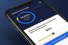 Weltneuheit: Trend-App berechnet Netto-Rente und macht Schluss mit Versicherungs-Wirrwarr.