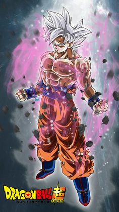 Goku Mastered Ultra Instinct (SSW) by AdeBa3388.deviantart.com on @DeviantArt