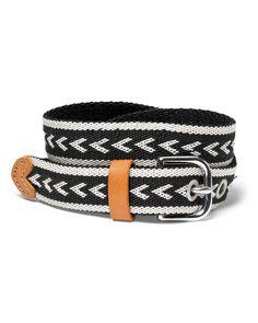Women's Voyager Woven Belt | Eddie Bauer