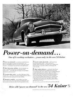 1954 Kaiser