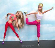 Run Run Run | Skipper & Barbie B. --- Exercise, it's so good… | Flickr