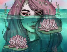 """Check out new work on my @Behance portfolio: """"I'm drowing here and you're describing the water"""" http://be.net/gallery/44636819/Im-drowing-here-and-youre-describing-the-water"""
