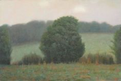 John Beerman:  Maple View Tree, #2  2011, oil on linen, 36x42 inches