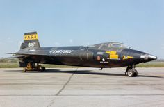 X-15 - the fastest plane ever