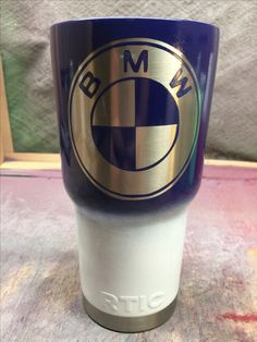 Custom Powder Coated Cups! If you can think it, chances are we can put it on a cup! Need a cup, hit me up! The Cup Plug!