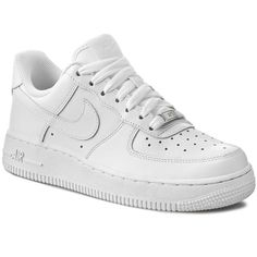 Sneakersy NIKE - Wmns Air Force 1 '07 315115 112 White