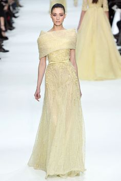 Elie Saab - Spring/Summer 2012 Couture Collection