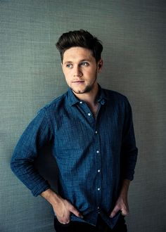 Niall for Paris Match