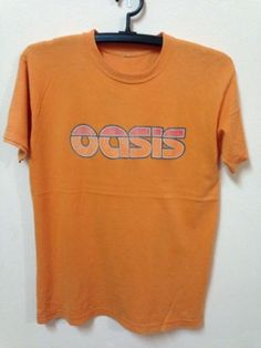 Oasis Vintage 90s T Shirt Rock BritPop Band Japan Tour Concert Original Size L in Entertainment Memorabilia, Music Memorabilia, Rock & Pop, Artists O, Oasis | eBay