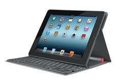 Logitech's New iPad Keyboard Recharges with Sun Rays, Not a Cord