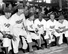 On the afternoon of April 15, 1947, Jackie Robinson became the first black man to play major league baseball in the 20th century, making his debut with the Brooklyn Dodgers against the Boston Braves at Ebbets Field