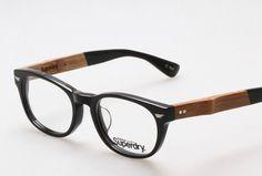Fancy - Depp 104 Glasses by Superdry