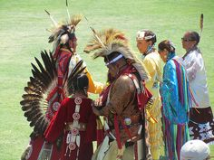 American Indian Clothing and Regalia