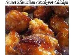 Sweet Hawaiian Crock-Pot Chicken Recipe
