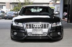 Rieger Audi S5 - front