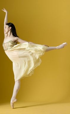 Hee Seo (ABT) photo © Nathan Sayers for Pointe magazine
