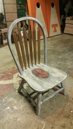 Grand-daughters chair.