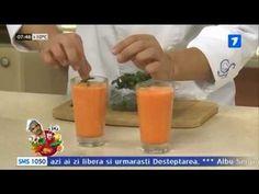 Elixir din morcov și ghimbir - YouTube Revolution, Medicine, The Creator, Wellness, Let It Be, Healthy, Youtube, Food, Home