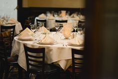 When having your reception or rehearsal dinner at Maggiano's Little Italy, you can expect exquisite food and a great atmosphere! Click the image to learn more. Photo credit: Maggiano's Little Italy webpage