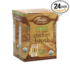 Is free from dairy Is free from corn Is free from soy Is free from wheat Is free from yeast Can be used as a starter Pack of twenty four, 8-ounces (total of 192-ounces) Rich robust broth