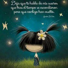 Deja que te hable de mis sueños.... Puro Pelo by Juan Chavetta!!!