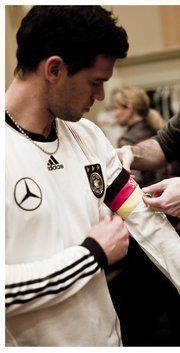 Michael Ballack. #Germany Captain. Michael Ballack, Chelsea, Legends, Champion, The Past, Polo Ralph Lauren, Germany, Soccer, Retro