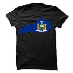 #beer... Awesome T-shirts  New York and Kentucky . (Cua-Tshirts)  Design Description: New York and Kentucky! This is for you.  If you don't fully love this design, you'll be able to SEARCH your favourite one by way of the use of search bar on the header....