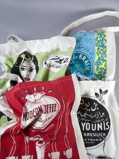 Café Younes on Behance