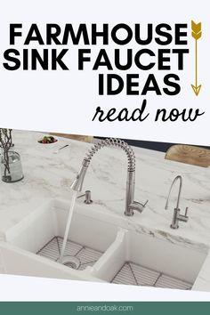 110 best farmhouse sink faucet ideas in