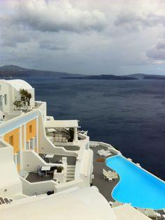 Katikiies Hotel in Oia on Santorini
