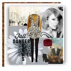 """""""A Vintage Fall"""" by girlygirl1471 ❤ liked on Polyvore featuring Nourison, Gucci, Leftbank Art, Ren-Wil, Astek, Oasis, River Island, Breckelle's, Wet Seal and vintage"""