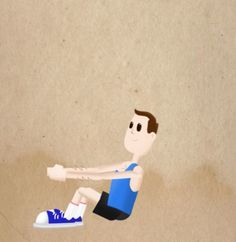 Υγεία - Κανένα πρόβλημα, γιατί με 8 λεπτά γυμναστική τ…Κανένα πρόβλημα, γιατί με 8 λεπτά γυμναστική τη μέρα μπορείτε να γίνετε πολύ fit μέσα σε μόλις 30 μέρες, με
