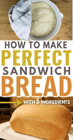 Homemade Sandwich Bread Easy homemade sandwich bread recipe that's nearly FOOLPROOF and the best I've ever tried.Easy homemade sandwich bread recipe that's nearly FOOLPROOF and the best I've ever tried. Sandwich Bar, Roast Beef Sandwich, Sandwiches, Homemade Sandwich Bread, Sandwich Bread Recipes, Bread Machine Recipes, Homemade Breads, Breakfast And Brunch, Empanadas