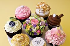 From Caramel To Corona, Tea To Hot Chocolate, These Are Not Your Average Wedding Cupcakes - Hudson Valley Weddings - Weddings 2015 - Poughkeepsie, NY