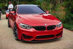 M4 - Red Metallic