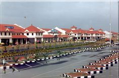 Cochin International Airport is an international airport serving the city of Kochi and its near by hotels at cochin