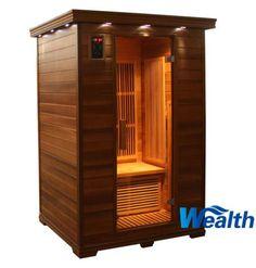 Size: 1200X1200X1900(mm)          Heater:Carbon Fiber Panel (7PCS)  Wood: Red Cedar  Power:1750WControl Panel: Double