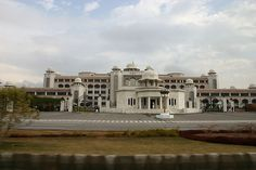Government buildings in #Islamabad #pakistan #architecture