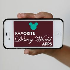 Great apps for Disney World trips
