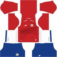 kit cruz azul dream league soccer 2019