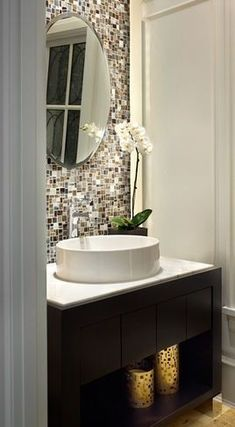 love thick small bathroom idea so gorg pic pins
