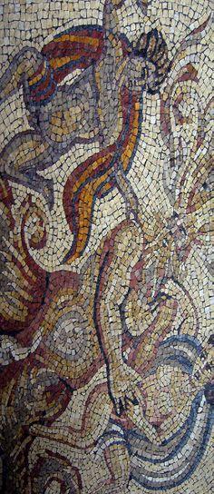Mozaiki, marmur, łazienka. Rzemiosło, sztuka użytkowa - galeria bayamozaya  mosaics :) art & craft & rock'n'roll
