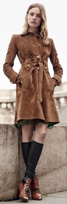 """Natalia Vodianova in """"Beyond The Fringe"""" by Karim Sadli for Vogue, December 2014"""