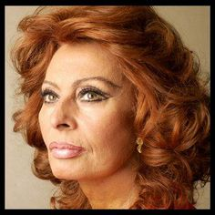 """Nothing makes a woman more beautiful than the belief that she is beautiful."" ~~ Sophia Loren"