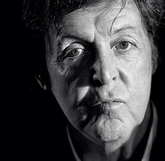 Paul McCartney - Portrait by Tales of Weddings photographer