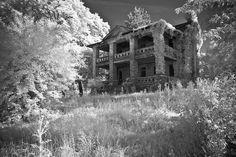 Forgotten Plantation by James B Wheeler, via Flickr