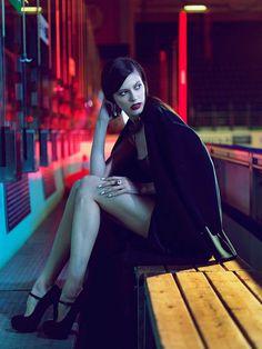 Yulia Kharlapanova for Schon Magazine
