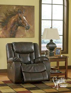 Recliner - Carnell Rocker Recliner - Ashley Furniture