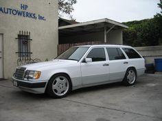 Mine a 1993 Mercedes 300 TE Loved this car!