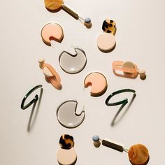 New arrivals from Rachel Comey #earrings #jewelry #style #thedreslyn